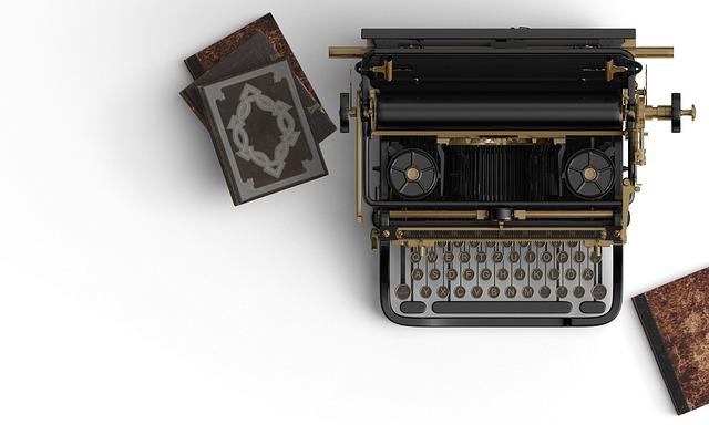 typewriter-2325552_640